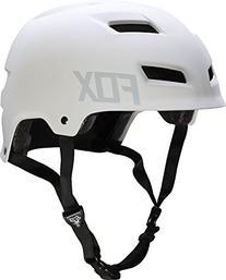 Fox Head Transition Hardshell Helmet, Matte White, Large