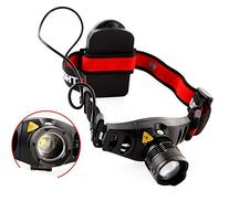 JacobsParts 500 Lumen LED Headlamp Indoor/Outdoor with Three