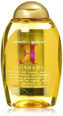 OGX Healing Plus Vitamin E Shampoo, 13 Ounce