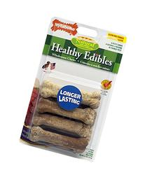 Nylabone Healthy Edibles Petite Variety Pack, 8 Count