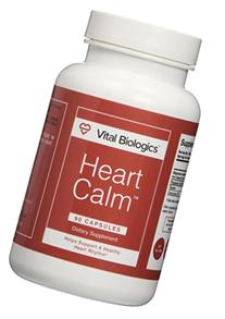 Stop Heart Palpitations with Heart Calm- A Natural, Fast-