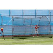 Heater Sports 12 ft. Crusher Pitching Machine & HomeRun