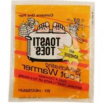 HeatMax TT224PDQ HotHands Toasti-Toes Toe Warmers with