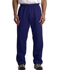 Gildan Men's Heavy Blend Open-Bottom Sweatpants, Small,