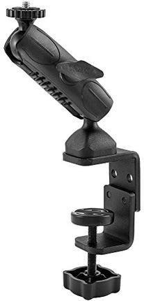 ARKON Heavy Duty Camera Clamp Mount with 1/4 20 Mounting