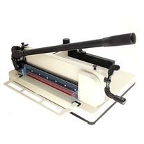 "HFS  New Heavy Duty Guillotine Paper Cutter - 12"" Commercial"