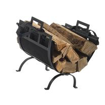 Heavy Duty Log Holder Canvas Tote Carrier
