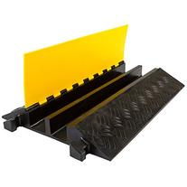 2-Channel Heavy Duty Modular Cable Protector Ramp