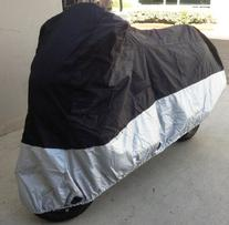 Formosa Covers Heavy Duty Motorcycle cover  with cable &