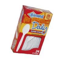 Heavy-duty Plastic Spoons