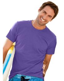Hanes Heavyweight 50/50 - 50/50 Cotton/Poly T-Shirt, XX-