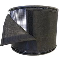 """Hega Activated Charcoal Pre-filter Wrap 7"""" Designed to Fit"""