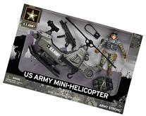 United States Army Helicopter Playset