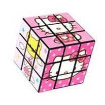 Hello Kitty Puzzle Cube