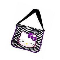 Hello Kitty Zebra Pattern Messenger Bag - TRU