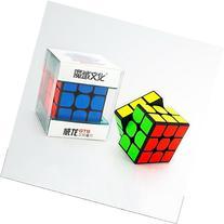 HelloCube MoYu Weilong GTS 3x3x3 Magic Cube Black