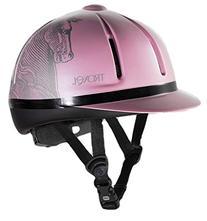 Troxel Helmet Equestrian Legacy Slim Profile Dial Fit S Pink