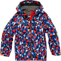 Ride Hemi Insulated Jacket - Boys' Geo Print, S