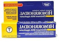 Family Care Hemorrhoidal Ointment with Applicator, 0.67 Oz