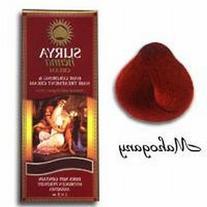 Surya Brasil Henna Cream Hair Coloring Mahogany -- 2.31 fl