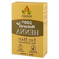 Pure Henna Hair Dye Powder  | All Natural, High Pigment