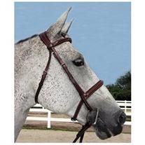 Henri De Rivel Pro Stress Free Padded Bridle Horse