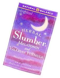Natural Balance Herbal Slumber, 60-Count