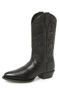 Ariat Men's Heritage Western R Toe Boot,Chocolate Elephant