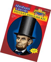 Heroes in Patriotic History Instant Disguise Set - Abe