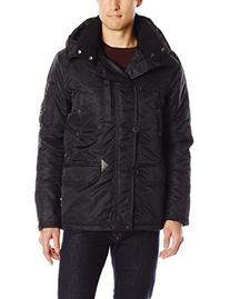 Men's Heron Snorkel Parka, Caviar, Medium