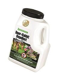 Liquid Fence HG-72654 Deer & Rabbit Granules Repellent, 5 lb