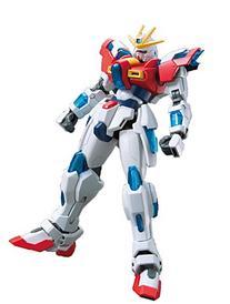 """HGBF 1/144 Try Burning Gundam """"Gundam Build Fighters Try"""""""
