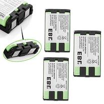 Pack of 3 HHR-P104 Rechargeable Cordless Phone Replacement