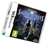 Hidden Mysteries: Salem Secrets Witch Trails of 1692