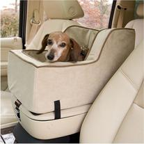 Snoozer Luxury High Back Console Lookout Buckskin With Java