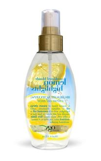 OGX Highlight Activating Citrus Oil Mist, Sunkissed Blonde