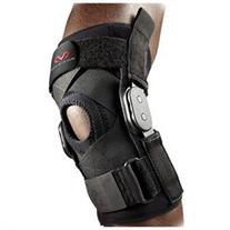 McDavid Hinged Knee Brace w/ Cross Straps Lv3 Protection XL