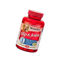 Nutri-Vet Hip & Joint Chewable Liver 75ct