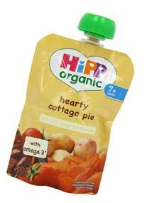 Hipp Organic Hearty Cottage Pie Pouch Stage 2 from 7 Months