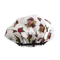 Betty Dain Stylish Design Mold Resistant Shower Cap, The