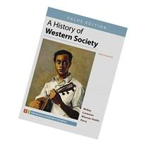 History of Western Society Since 1300 for Advanced Placement