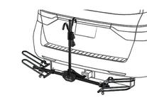 Prorack 2-Bike Hitch Platform