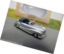 HO Scale 1952-1964 BMW 502 Convertible - Assembled - Resina