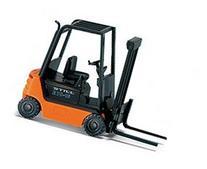 HO Scale Still R 70-16 Forklift