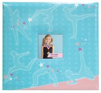 MBI Sport and Hobby Postbound Album 12-Inch-by-12-Inch,