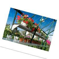 HobbyGrower Snap & Grow Shelf Kit for Greenhouse - Two