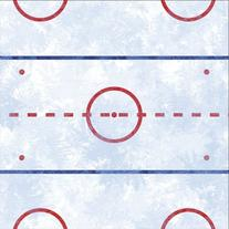 Karen Foster 65034 25 Sheets Hockey Ice Scrapbooking