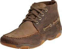 Ariat Men's Holbrook Chukka Boot,Copper Kettle/Moss,7 M US