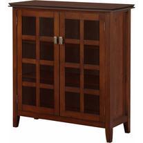 Brooklyn + Max Holden Collection Auburn Brown Medium Storage