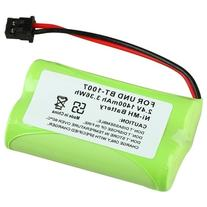 2 pack Home Cordless Phone Battery for Uniden BT1007